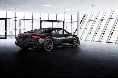 Audi R8 Panther Edition 2021 hứa hẹn 1 trải nghiệm lái tuyệt đỉnh thượng thừa.