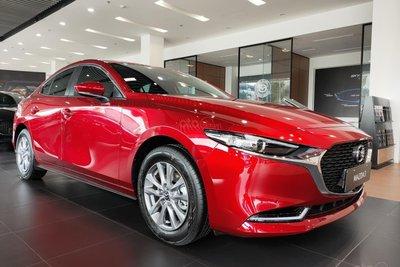 Mazda 3 sedan ưu đãi 30 triệu đồng trong tháng 12 1