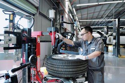 Giảm 10% phí sửa chữa xe Jaguar Land Rover đến hết 31/01/2021.