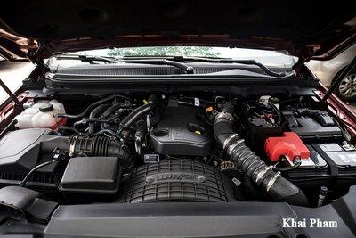 Động cơ dầu tiết kiệm, hiệu quả hơn động cơ xăng.