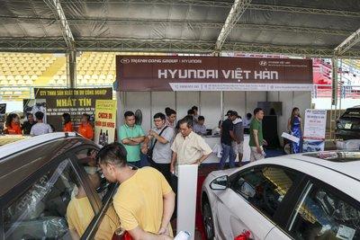 Tháng 11/2020, Hyundai Grand i10 giúp TC Motor thăng hoa doanh số 1