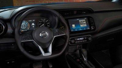 Nissan Kicks 2021 nâng cấp mới hứa hẹn nâng tầm trải nghiệm người dùng.