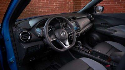 Nissan Kicks 2021 nâng cấp mới sở hữu loạt công nghệ tân tiến.