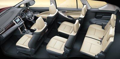 Toyota Innova 2021mới bổ sung biến thể đầu bảng làm tăng nhiệt canh tranh cho các đối thủ.