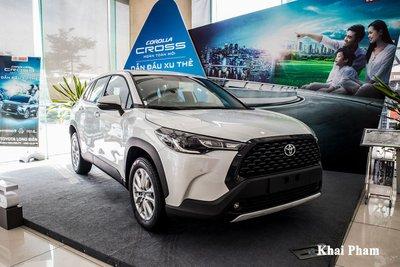 Toyota Corolla Cross 2020 đang bán tại Việt Nam 1