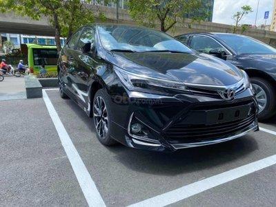 Toyota Corolla Altis: 461 xe 1