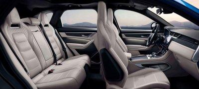 Jaguar F-PACE SVR mang đến 1 trải nghiệm tuyệt đỉnh cho mọi chuyến đi.