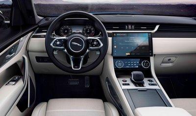 Jaguar F-PACE SVR sẽ là người bạn đồng hành đáng tin cậy cho tay lái.