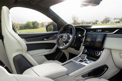 Jaguar F-PACE SVR hứa hẹn mang đến trải nghiệm lái tuyệt đỉnh hơn.