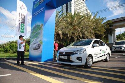 Mitsubishi Eco Drive Challenge 2020 1.