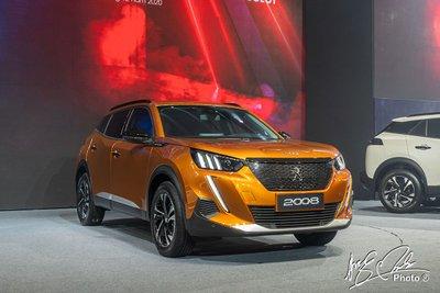Giá lăn bánh xe Peugeot 2008 2021, cao hơn nhiều Kia Seltos và Hyundai Kona a1