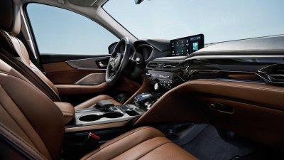 Acura MDX 2022 tích hợp các tính năng tiện dùng lẫn công nghệ cao cấp.