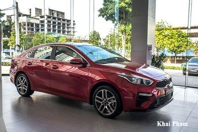 Kia Cerato 2020 tăng giá trong tháng 12/2020 1