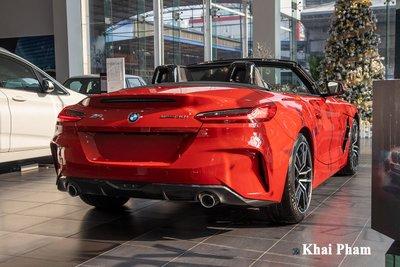 """""""Mục sở thị"""" BMW Z4 sDrive30i 2021 chính hãng mới về Việt Nam a16"""