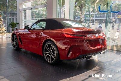"""""""Mục sở thị"""" BMW Z4 sDrive30i 2021 chính hãng mới về Việt Nam a30"""