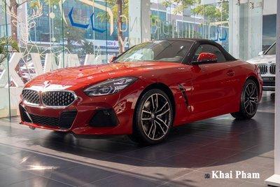 """""""Mục sở thị"""" BMW Z4 sDrive30i 2021 chính hãng mới về Việt Nam a31"""