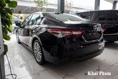 Toyota Camry XLE nhập Mỹ tiếp tục về Việt Nam, giá cao gấp đôi xe chính hãng vẫn hút khách a27