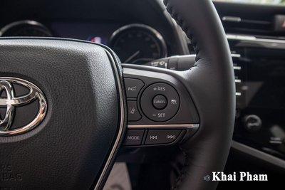 Toyota Camry XLE nhập Mỹ tiếp tục về Việt Nam, giá cao gấp đôi xe chính hãng vẫn hút khách a16