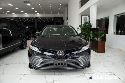 Toyota Camry XLE nhập Mỹ tiếp tục về Việt Nam, giá cao gấp đôi xe chính hãng vẫn hút khách a6