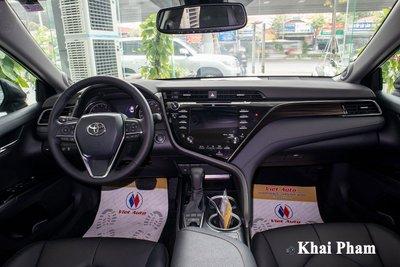 Toyota Camry XLE nhập Mỹ tiếp tục về Việt Nam, giá cao gấp đôi xe chính hãng vẫn hút khách a3