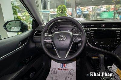 Toyota Camry XLE nhập Mỹ tiếp tục về Việt Nam, giá cao gấp đôi xe chính hãng vẫn hút khách a14