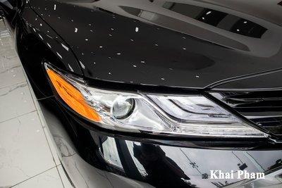 Toyota Camry XLE nhập Mỹ tiếp tục về Việt Nam, giá cao gấp đôi xe chính hãng vẫn hút khách a7