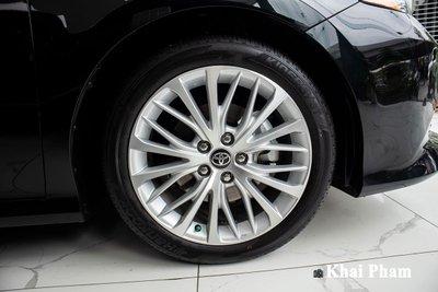 Toyota Camry XLE nhập Mỹ tiếp tục về Việt Nam, giá cao gấp đôi xe chính hãng vẫn hút khách a9