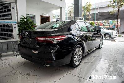 Toyota Camry XLE nhập Mỹ tiếp tục về Việt Nam, giá cao gấp đôi xe chính hãng vẫn hút khách a2