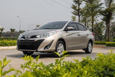 """Tháng 11/2020, Toyota bán 9.602 xe vẫn """"hít khói"""" Hyundai 1"""
