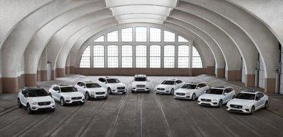 Volvo XC60 2021 mild-hybrid hoàn thiện dòng sản phẩm hybrid của hãng.