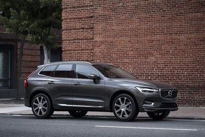 Volvo XC60 2021 mild-hybrid ra mắt có cả bản diesel.