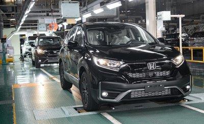 Doanh số Honda CR-V vẫn ổn định nhưng chưa thể về lại vị trí đầu bảng.