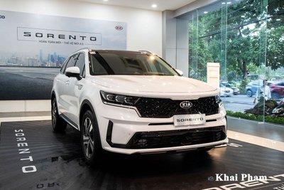 Kia Sorento All-New mới ra mắt tháng 09/2020 1