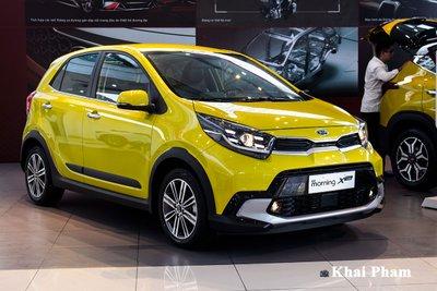 New Kia Morning đang bán tại Việt Nam 1