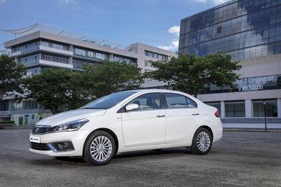 Chạy đua khuyến mại xe lắp ráp, loạt xe Suzuki nhận ưu đãi lớn, Ertiga rẻ hơn sedan hạng B a1