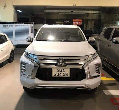 Chủ xe Mitsubishi Pajero Sport biển số tiến '23.456' hét giá tới 6,5 tỷ đồng.