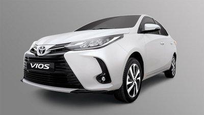 Toyota Vios 2021 chuẩn bị cập bến Việt Nam, đại lý rậm rịch nhận đặt cọc - Ảnh 1.