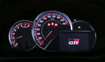 Toyota Vios 2021 GR-S đậm chất thể thao.