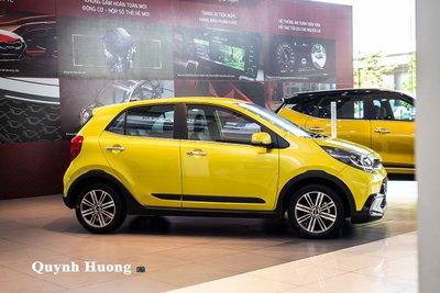 Xe Kia Morning 2021 vừa ra mắt thị trường Việt Nam 1