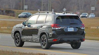 Subaru Forester 2022 nâng cấp mới tích hợp công nghệ hiện đại hơn nữa.