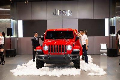 Một số mẫu xe Jeep được phân phối chính hãng tại Việt Nam a1
