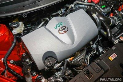 Động cơ xe Toyota Vios 2021 1