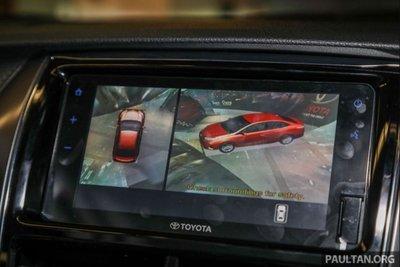 Công nghệ an toàn trên Toyota Vios 2021 1