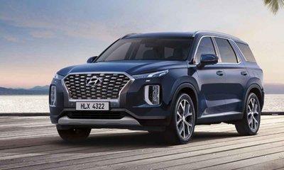 Hyundai Palisade 2021 có giá khởi điểm gần 1,3 tỷ đồng.