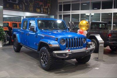Jeep Gladiator 2020 được phân phối chính hãng tại Việt Nam 1