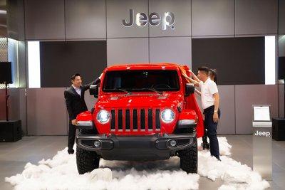 Jeep Wrangler 2020 được phân phối chính hãng tại Việt Nam 1
