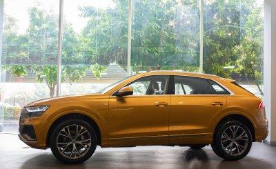 Audi Q8 sẵn sàng giao đến tay khách Việt, gửi lời thách thức BMW X6 a2