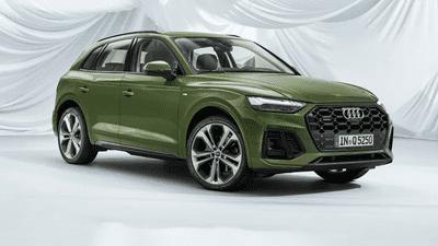 Audi Q5 2021 báo giá khởi điểm hơn 1,2 tỷ đồng.