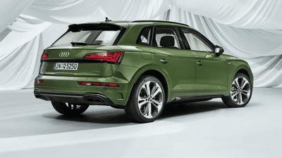 Audi Q5 2021 hiện đại, mạnh mẽ và thân thiện môi trường.