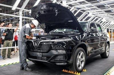 Loạt xe lắp ráp lên ngôi năm 2020: VinFast có Fadil và Lux A2.0 1